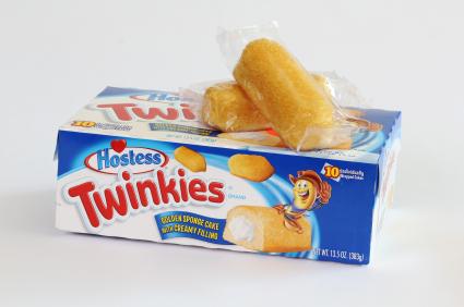 Hostess-twinkies