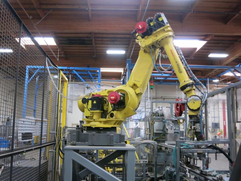 Keurig_robotic_arm